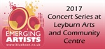Concerts announced at Leyburn Arts Centre
