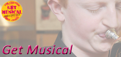 Get Musical Workshops for young people aged from 6 years. Register Your Interest Today! more >>